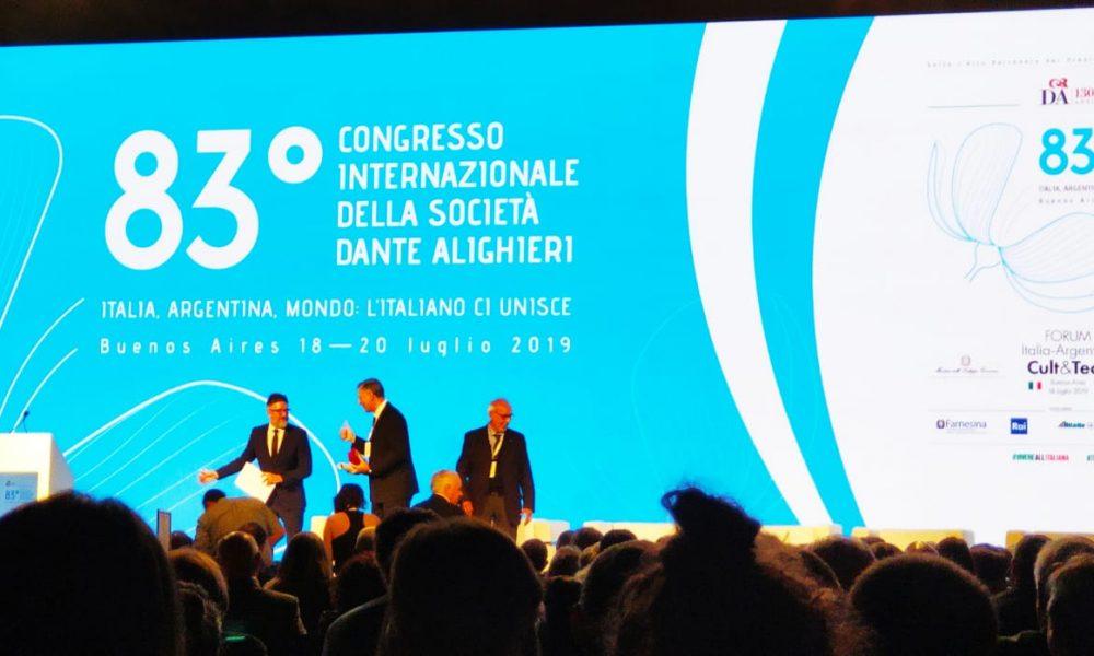 83° Congreso de la Società Dante Alighieri 5